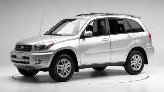 2009 Toyota Venza Interior 2003 Toyota Rav4
