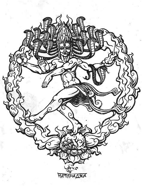 nataraja by arzamas on deviantart