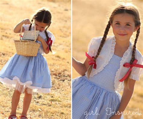 Handmade Dorothy Costume - diy dorothy costume tutorial andrea s notebook