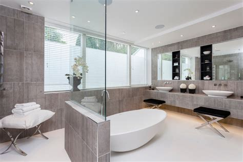 the white house contemporary bathroom london by