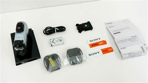Fdr X1000v ソニーの新アクションカム fdr x1000v hdr as200v を速攻で使ってみました gigazine