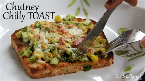 indian vegetarian diet food recipes chutney cheese toast easy indian vegetarian appetizer