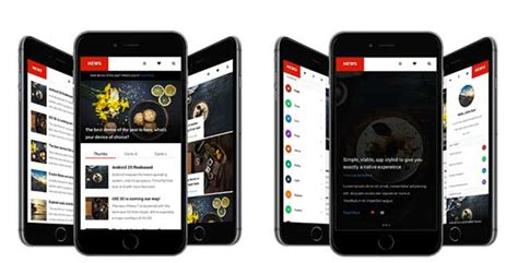 30 Best Jquery Mobile Web Templates 2016 Designmaz Mobile Responsive Template