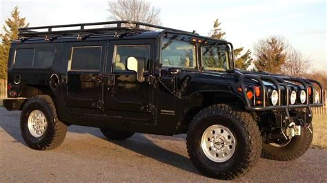 hummer h1 tires for sale 2000 hummer h1 wagon for sale immaculate black low