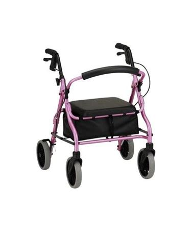 4 wheel walker with seat cpt code zoom rolling walker with 18 quot seat height save at