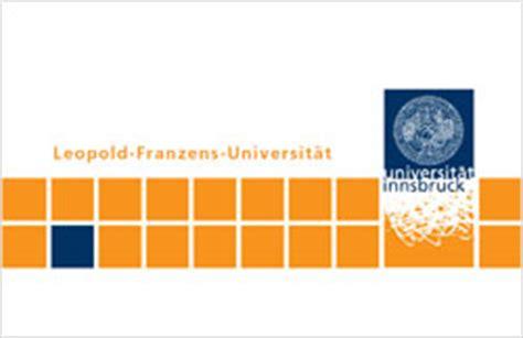 Visitenkarten Innsbruck by Visitenkarten Universit 228 T Innsbruck