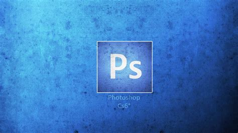 wallpaper 4k photoshop photoshop cs6 logo hd wallpaper