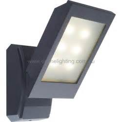 Product led exterior wall light laconia