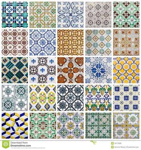 traditionele portugese tegels royalty vrije stock foto