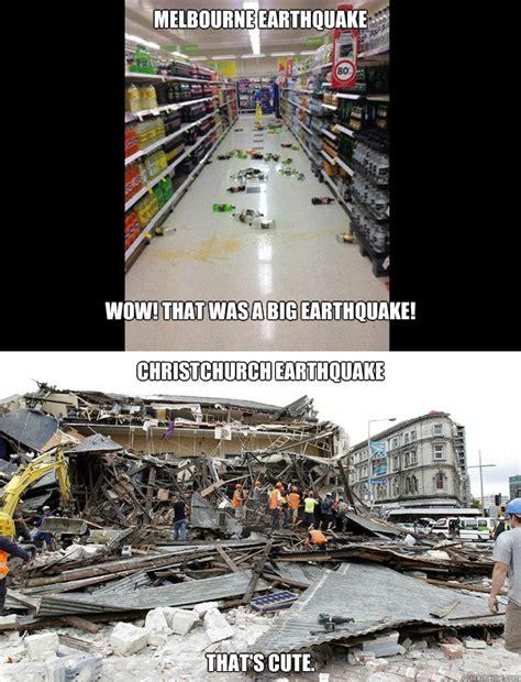 Melbourne Earthquake Meme - melbourne earthquake wow that was a big earthqua