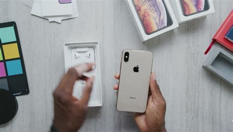 iphone xs max unboxing begin hitting the web as devices begin shipping to customers