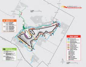 Cota Track Map Motogp Usgp Cota Confirmed For April Motorcycle
