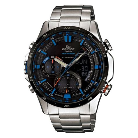 Stopwatch Dital Kompas Xl 009 casio edifice for black stainless steel