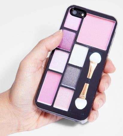 Nike Colorfull Just Do It Iphone Smua Hp eyeshadow adorned smartphones makeup phone