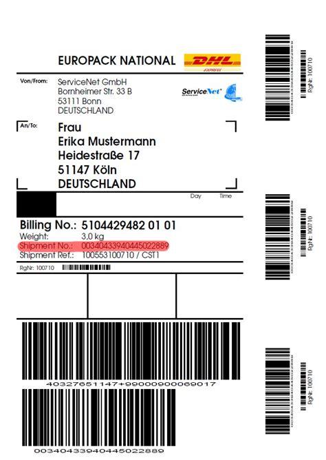 Adressaufkleber Expressversand by Dhl Paketaufkleber Shop F 252 R Netzwerkkabel