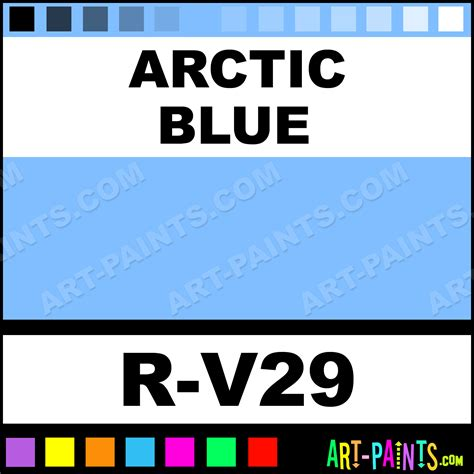 arctic blue aerosol spray paints aerosol decorative paints r v29 arctic blue paint