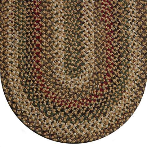 braided rug sets joseph s colonial home durable soft polypropylene braided rug country decor 775 ebay