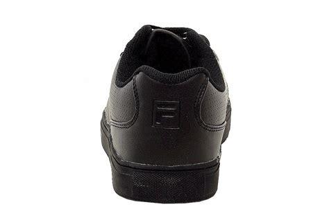 fila fashion sneakers fila s tarp 2 fashion black sneakers shoes ebay