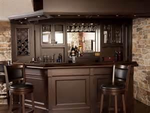 bars for home basements basement bar with granite custom home bars