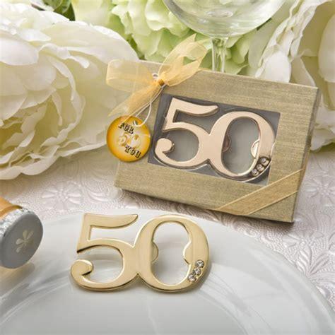 50th Birthday Bottle Opener