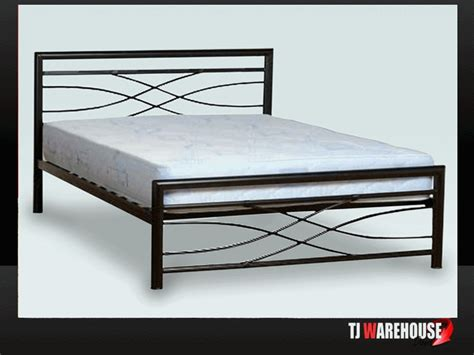 Black Metal Frame Bed Black Metal Bed Frame