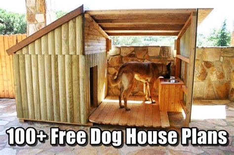 free dog house 100 free dog house plans shtf prepping homesteading central