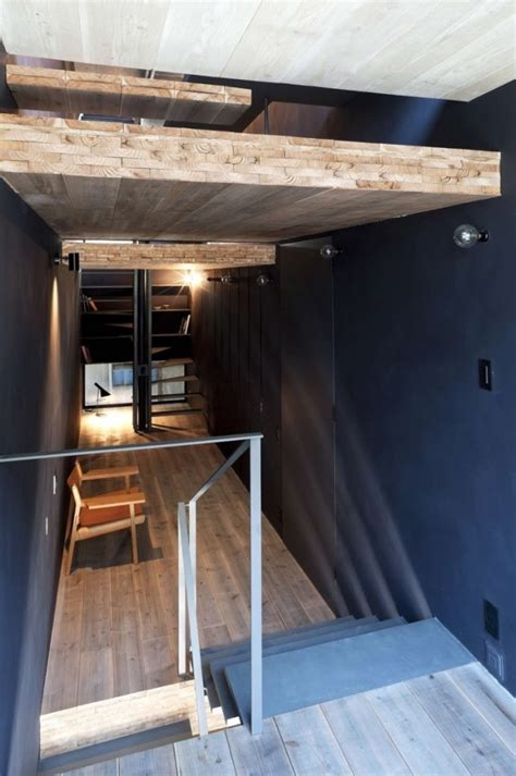 tiny house with basement 6 ft wide multi story modern tiny house