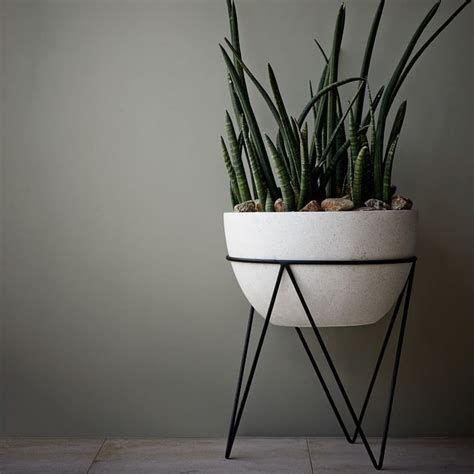 west elm wall planter the 10 best standing planter options for your interior