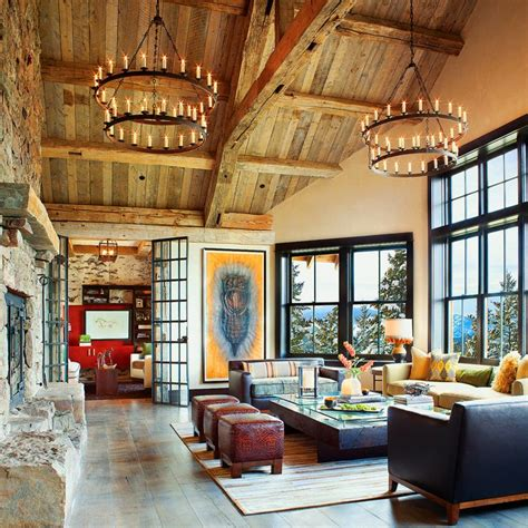 mountain home decorating ideas 32 best images about double sided fireplaces on pinterest