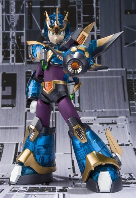 megaman x figure mega x figure kick starter