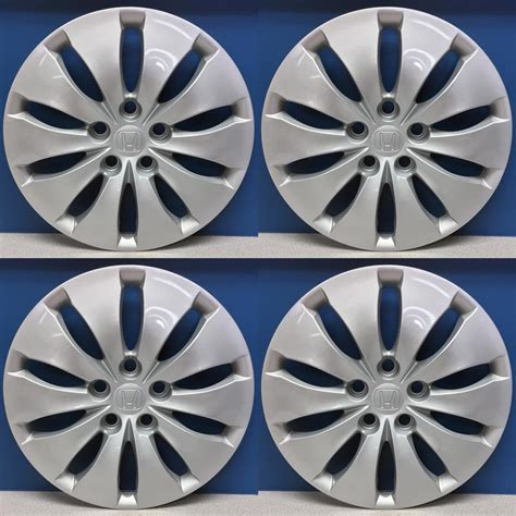 2008 honda accord wheel covers 08 12 honda accord lx 55071 16 quot hubcaps wheel covers oem 44733ta5a00 set 4 ebay