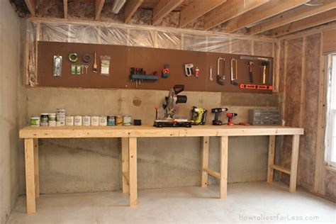 pegboard wall storage woodworking plan