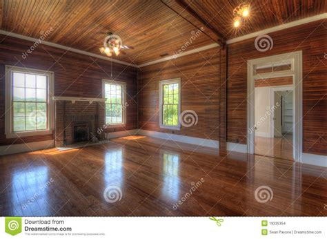 wooden room wooden interior living room stock images image 19335354