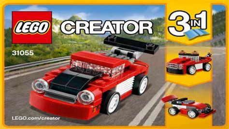 Lego 31055 Creator Racer lego creator 2017 racer 31055