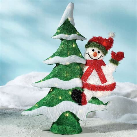outdoor christmas decoration touch of class christmas tree