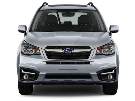 subaru forester 2017 white image 2017 subaru forester 2 5i limited cvt front