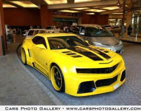 modified chevrolet camaro tuning cars photo gallery