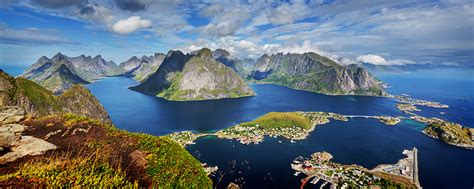 Les Fjords de Norvège Arts et Voyages