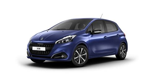 2017 Peugeot 208 Active Design Review Top Speed