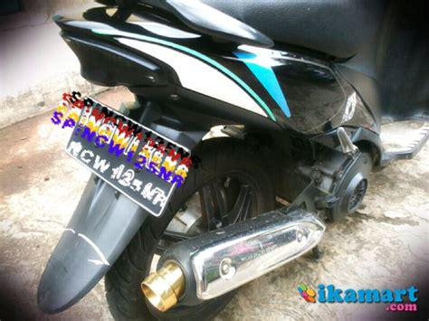 Jual Lu Hid Motor Murah Jakarta jual motor matic suzuki spin cw125nr hitam murah motor