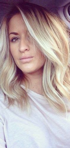 collarbone length wavy hair 1000 ideas about collar bone hair on pinterest summer