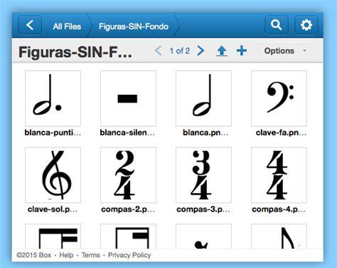 imagenes silencios musicales colecci 243 n de im 225 genes quot sin fondo quot de figuras y silencios