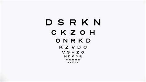 optician sans  historic eye chart font