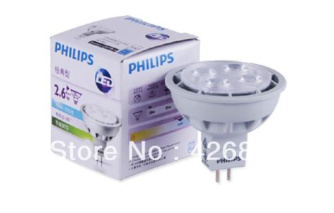 Lu Philips Led Mr16 philips lighting essential led 3 20w 2700k 6500k mr16 24d