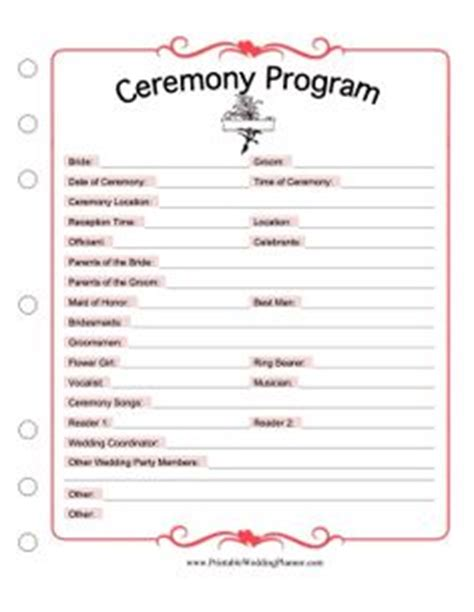 1000 Images About Planner Book On Pinterest The Wedding Planner Free Printable Wedding And Wedding Song List Template