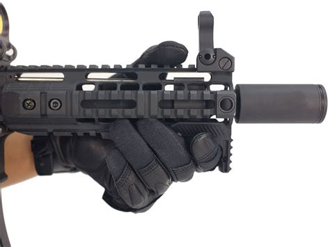 Cobra Fore Grip Bk cobra tactical fore grip ar rifle products