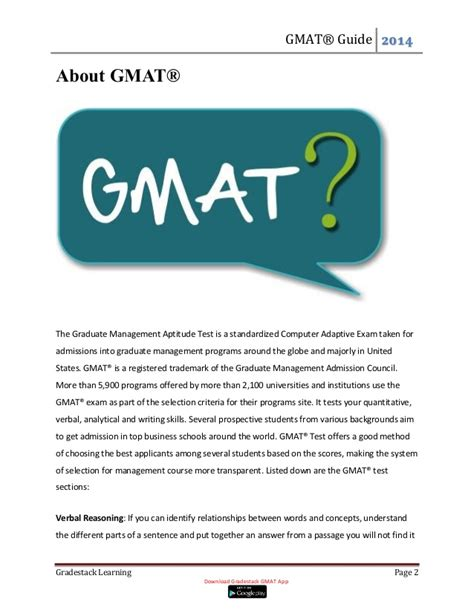 Top Mba Programs Gmat by Gmat Guide