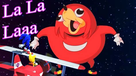 Knuckles Meme - knuckles sings all star and then dies youtube