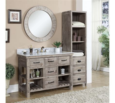 bathroom vanity with side cabinet bathroom vanity with side cabinet