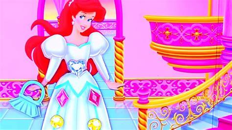 Arora Dress Gamis disney princess dress up princess mermaid